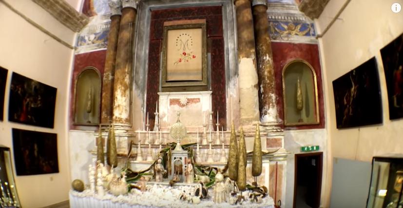 I tesori della Chiesa